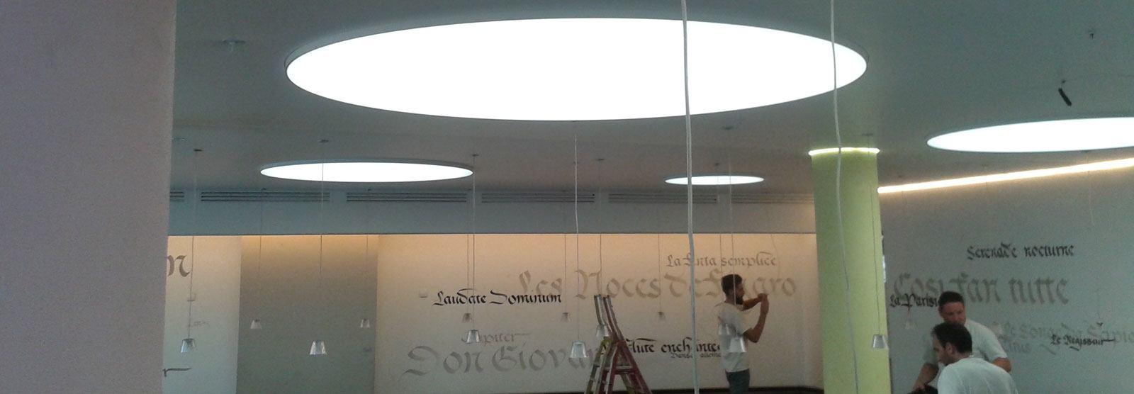 plafond tendu lm vente et installation de plafonds tendus en alsace. Black Bedroom Furniture Sets. Home Design Ideas